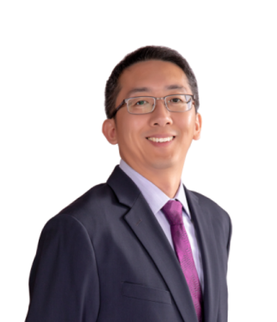 Portrait of James Li